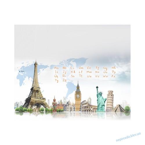 Парта с надстройкой и стульчиком Париж