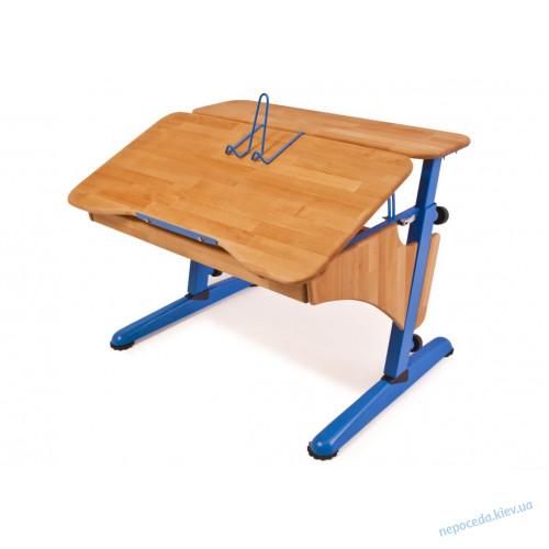 """Детская парта стол """"Эргономик"""" (дерево) 90см"""