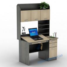 Детский компьютерный стол для школьника (цвет на выбор)