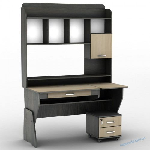 """Письменный стол растишка """"23 Макси"""" (цвет на выбор)"""