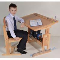 Комплект стол и стул школьникам Умничка
