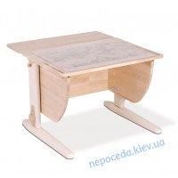 Детская парта стол регулируемая СУТ 14-11 (дерево берёза)