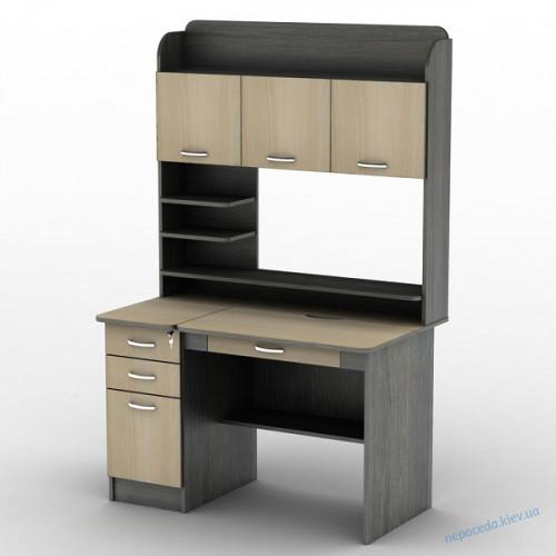 Дитячий комп'ютерний стіл для школяра (колір на вибір)
