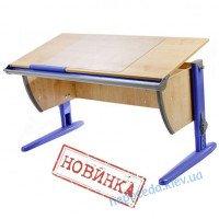 Письменный стол СУТ 15 (1200х550) синий