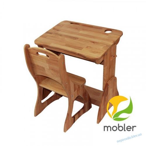Парта детская Mobler 70х50