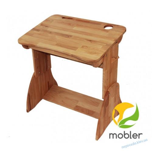 Парта детская Mobler 70х50 деревянная