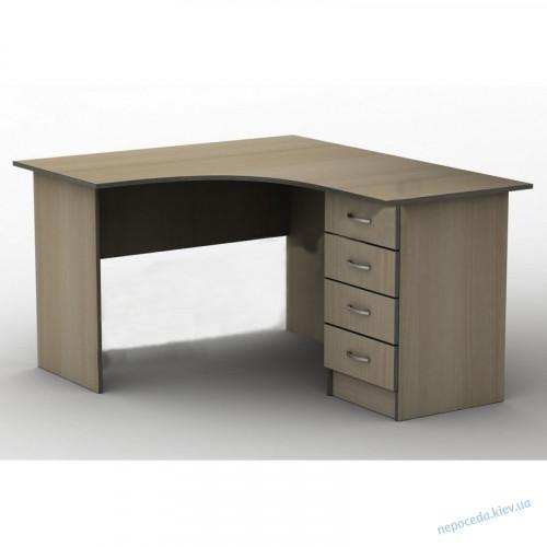 Письменный стол СПУ-4 с тумбой