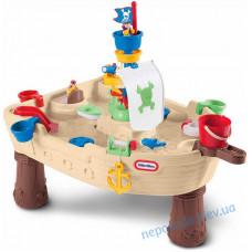 """Игровой столик """"Пиратский корабль"""" (для игры с водой)"""