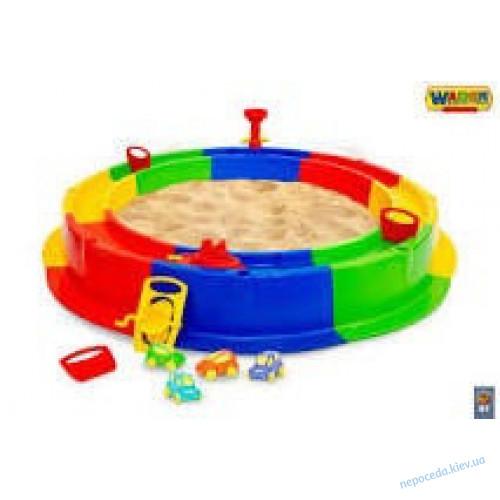 Песочница Кольцо с водой
