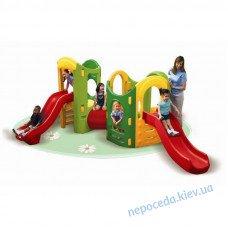 Детский игровой центр комплекс Мультигорка 8в1 пластиковый большой