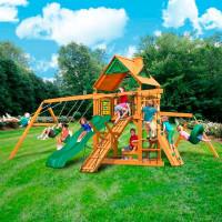 Детская игровая площадка для улицы LUX15