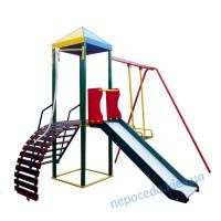 """Спортивно-игровой комплекс """"Гамми"""" для детских площадок"""