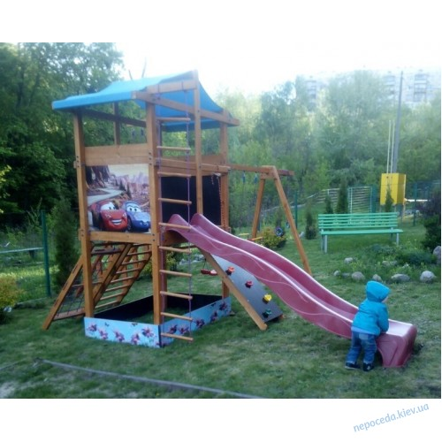 """Игровой комплекс для детей """"Бемби-10"""""""