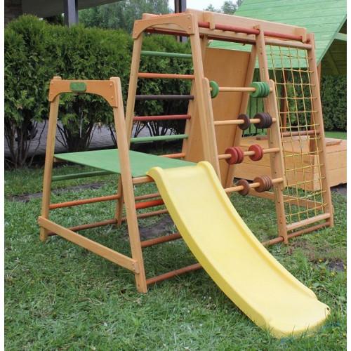 Детский игровой комплекс для улицы + горка Малыш 2