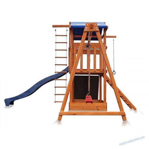 Игровой комплекс для детской площадки land-4
