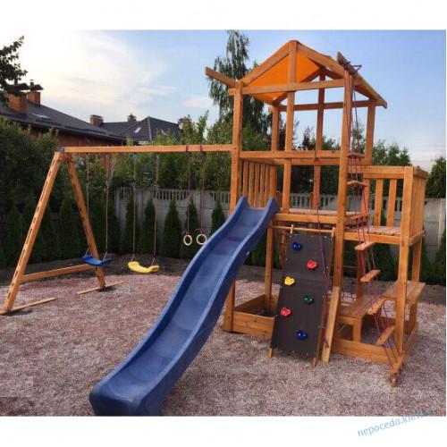 Детская площадка БебиЛенд-5 со столиком