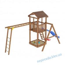Детский игровой комплекс Башня-24 уличный