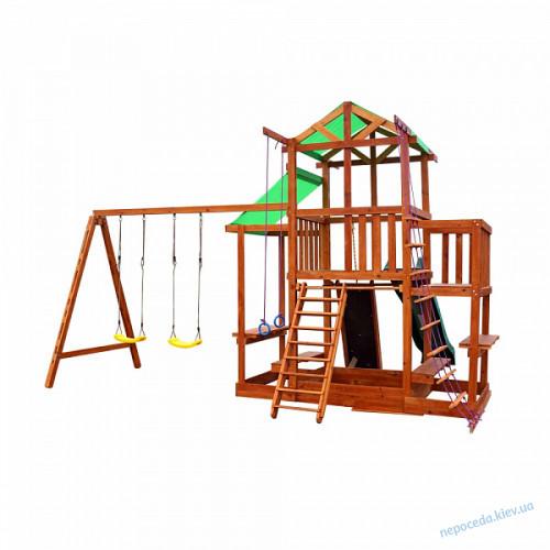 Дитячий ігровий комплекс для дачі Babyland-9