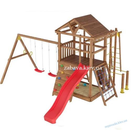 Гимнастическая игровая площадка для детей для улицы