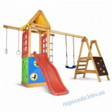Дитячий ігровий комплекс Вежа-24 вуличний