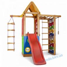 Детский игровой комплекс Башня-28 на улицу
