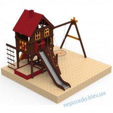 Детский игровой комплекс Шале