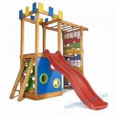 Дитячий ігровий комплекc для вулиці Вежа-15