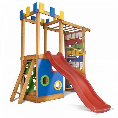 Детский игровой комплекc для улицы Башня-15
