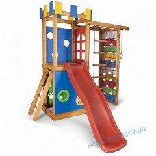 Дитячий ігровий комплекс Вежа-16 для вулиці