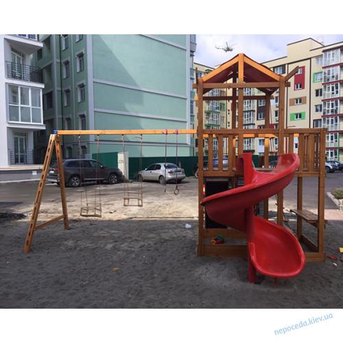 """Детский игровой комплекс """"Винтовая башня"""""""