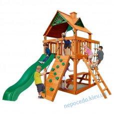 Детская площадка деревянная Люкс 1 базовая