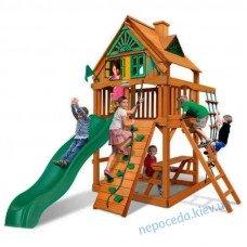 Игровой детский комплекс для улицы Люкс-2 базовый