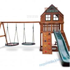 Детская площадка для частного дома Уют