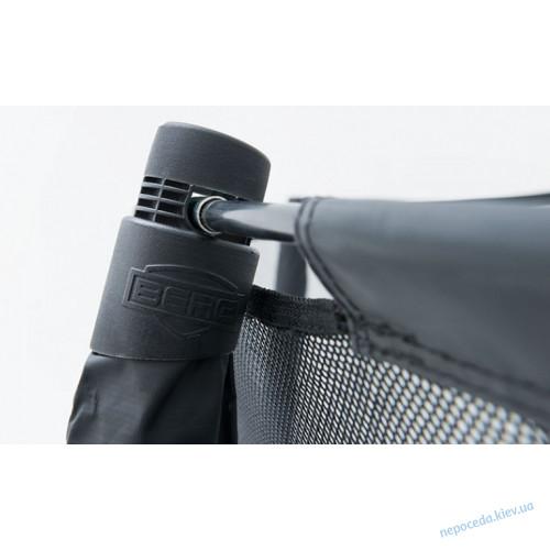 Батут BERG InGround Favorit 430 с сеткой Deluxe InGround