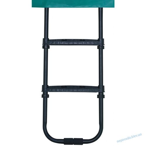 Батут BERG Champion 380 см с сеткой и лестницей (бизнес)