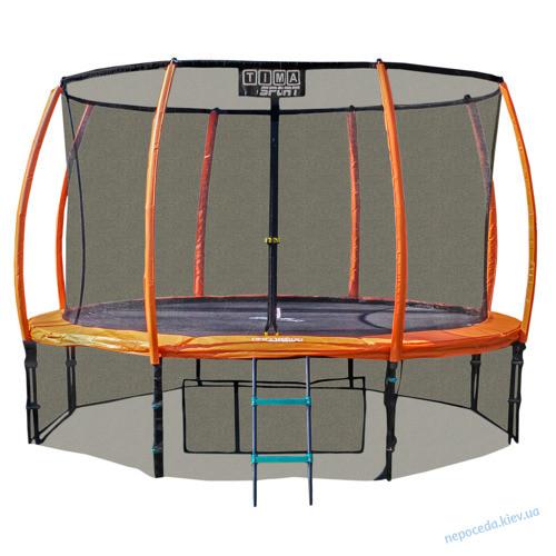 Батут Premium (12 Ft) 370 см Tima Sport orandg