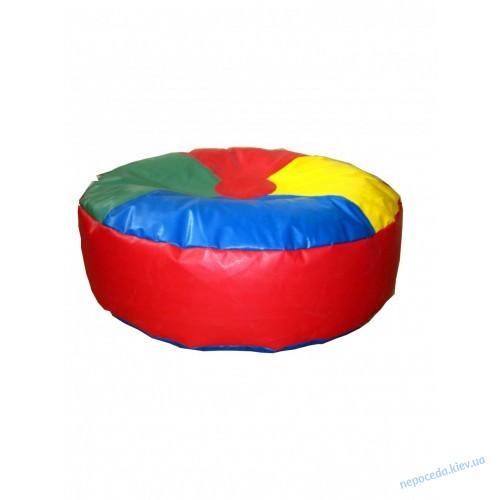 Кресло пуф круглое Солнышко для детей