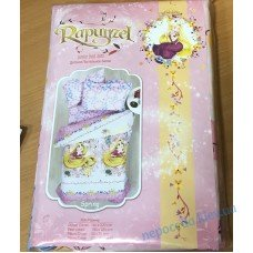 Полуторний комплект постільної білизни Rapunzel Spring