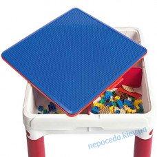 Дитячий стіл для конструктора і творчості в ігрову зону