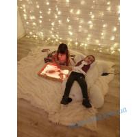 Детский световой планшет для рисования песком