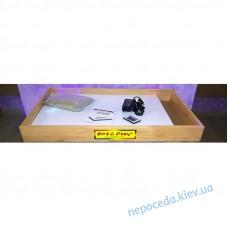 Сенсорний планшет для малювання піском з відсіком для піску