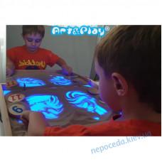 Логопедические зеркало Art & Play безопасное сплошное