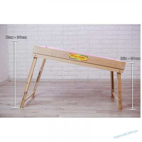 Стол для рисования песком со съемной опорой - Растишка