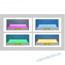 Светловая песочница 50х33см Art&Play ольха цветной свет