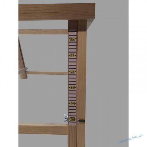 Стол с подсветкой для рисования песком с отсеком для песка