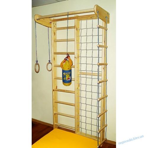 Шведская стенка для детей ИЛИ Комбинированный спортивный уголок 210 см
