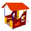 Будиночки ігрові антивандальні з фанери