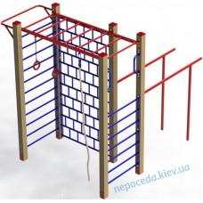 """Уличный гимнастический комплекс для детей """"Ковбой"""""""