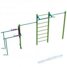 Спортивный комплекс Козак металлический