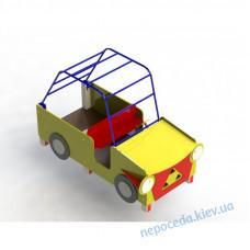 """Спортивный лаз """"Машина"""" на детскую площадку"""